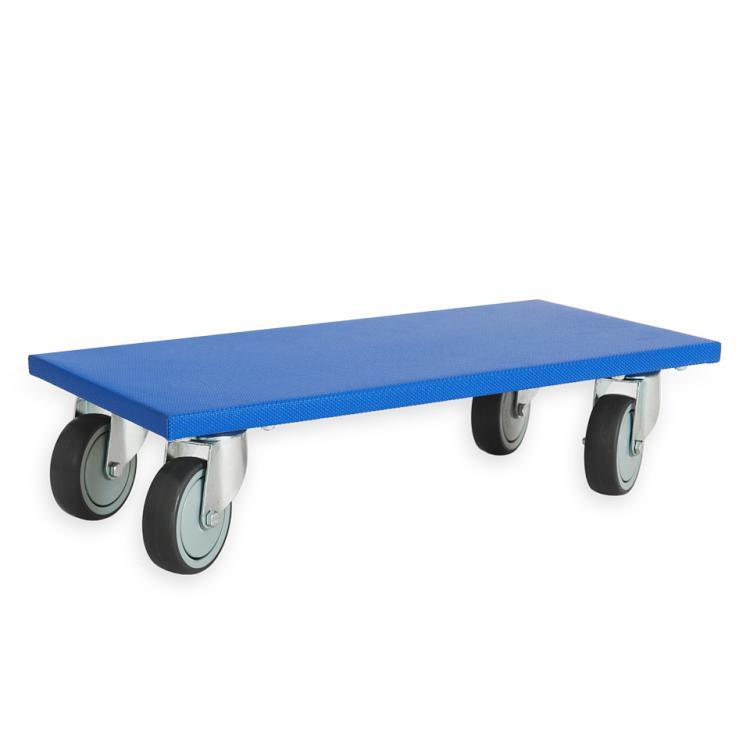 Wózek platformowy meblowy