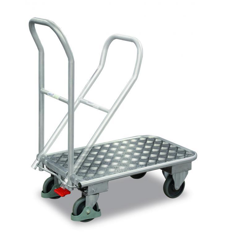 Wózek platformowy aluminiowy ap -450.803