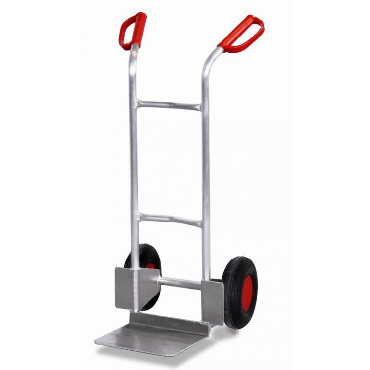 Wózek w wersji aluminiowej