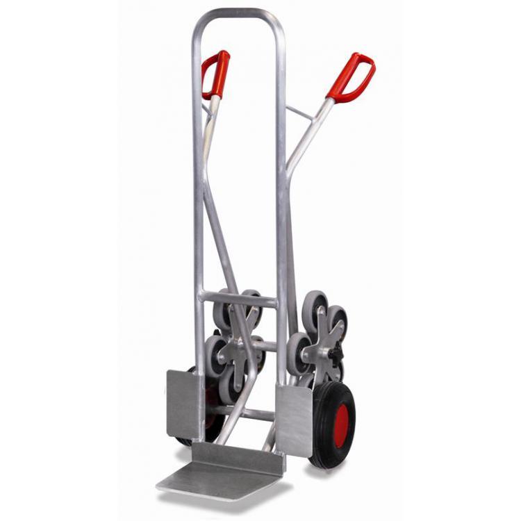 wózek schodowy aluminiowy