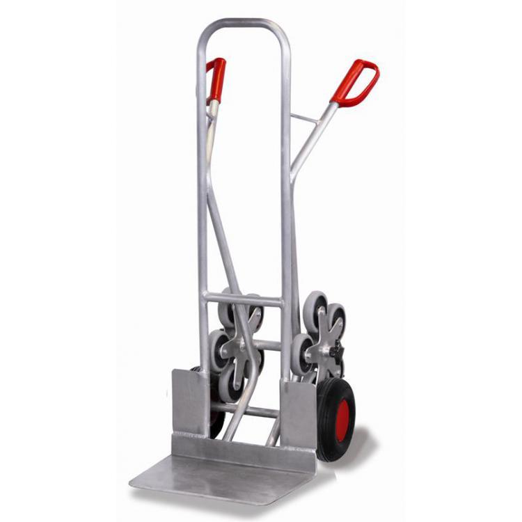 wózek schodowy aluminiwy 12 kołowy
