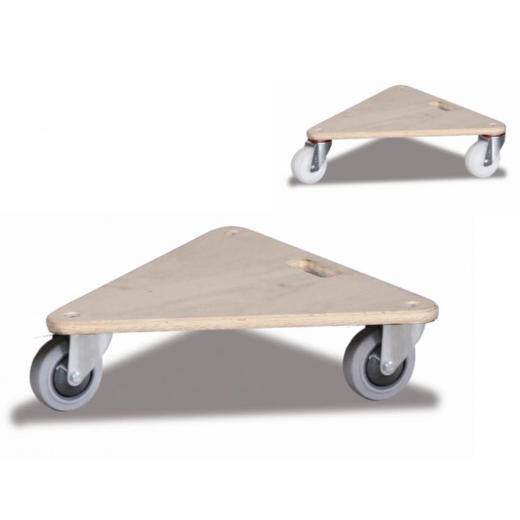 wózek meblowy trójkątny, wózek do transportu mebli