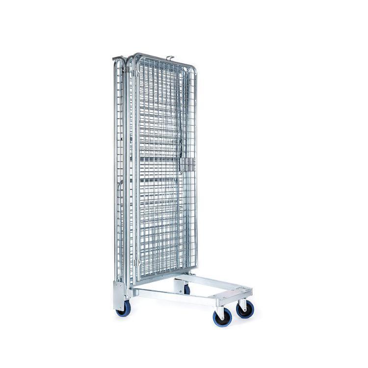 Wózki składane siatkowe