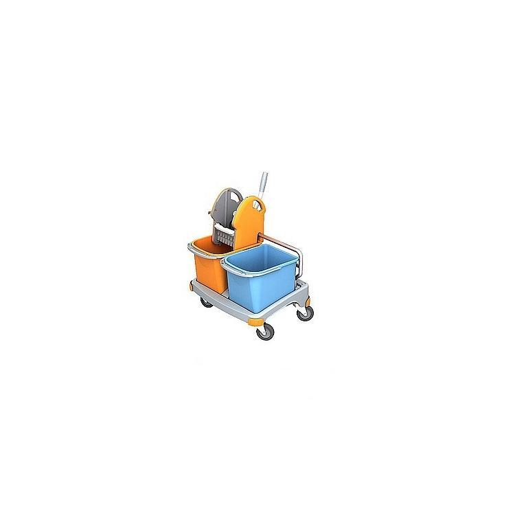 Wózek do sprzątania na mokro TS-0025