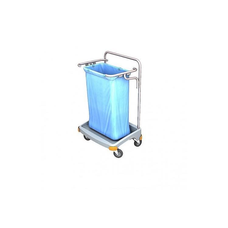 Wózek na odpady worek 120 l TSO-0001