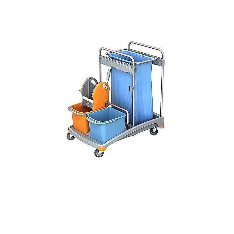 Wózek do sprzątania na mokro TSS-0001