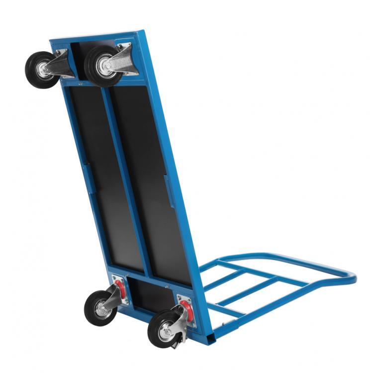 wózek platformowy ze sklejką