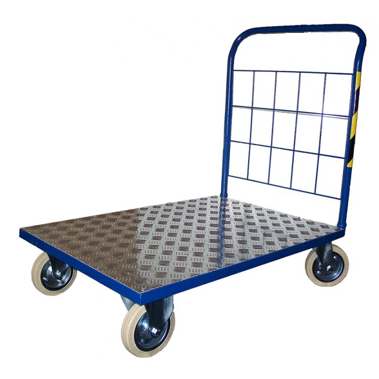 wózek platformowy aluminiowy