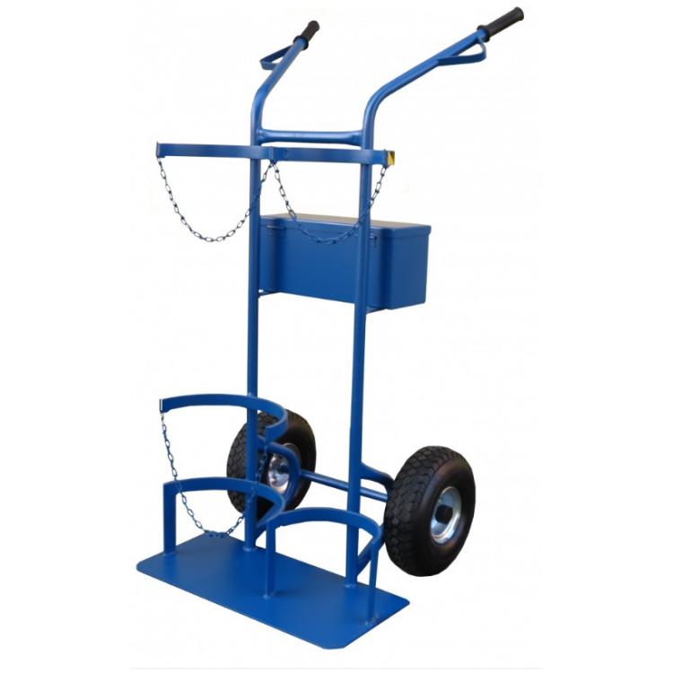 Wózek spawalniczy na propan butan + tlen