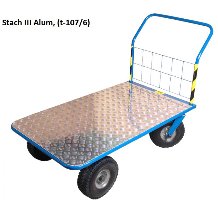 Stach III aluminiowy