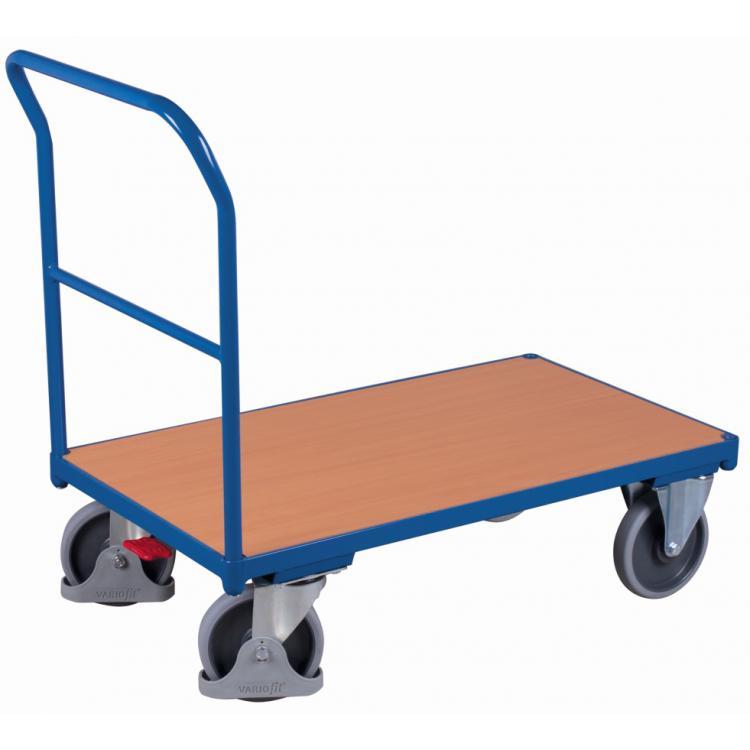 wózek towarowy naładowny 500 kg
