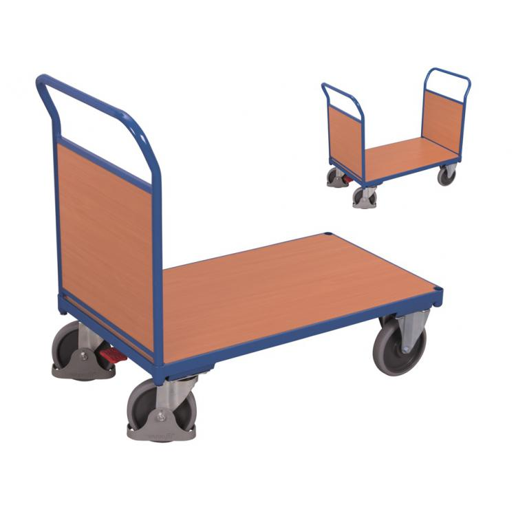 wózek platformowy zabudowany 400 lub 500 kg