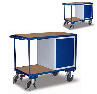 Wózek warsztatowy z szufladami