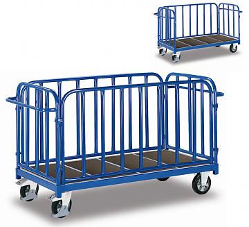 wózek kontenerowy udźwig 1200 kg