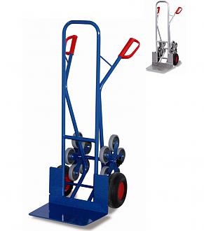 wózek schodowy na kołąch pneumatycznych