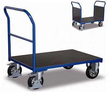 wózek platformowy do dużych obciążeń, udźwig 1000 kg
